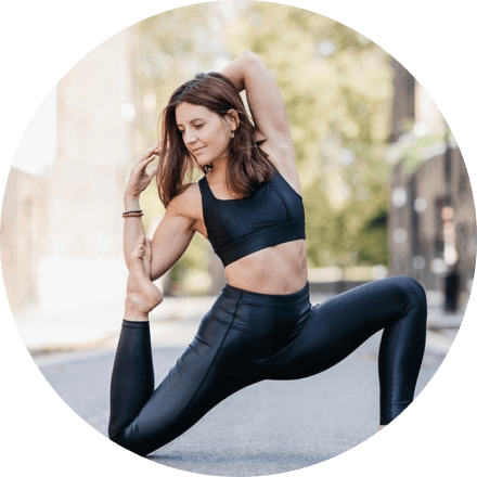 Yoga teacher Kasia Blackwell on Yoga Mapp
