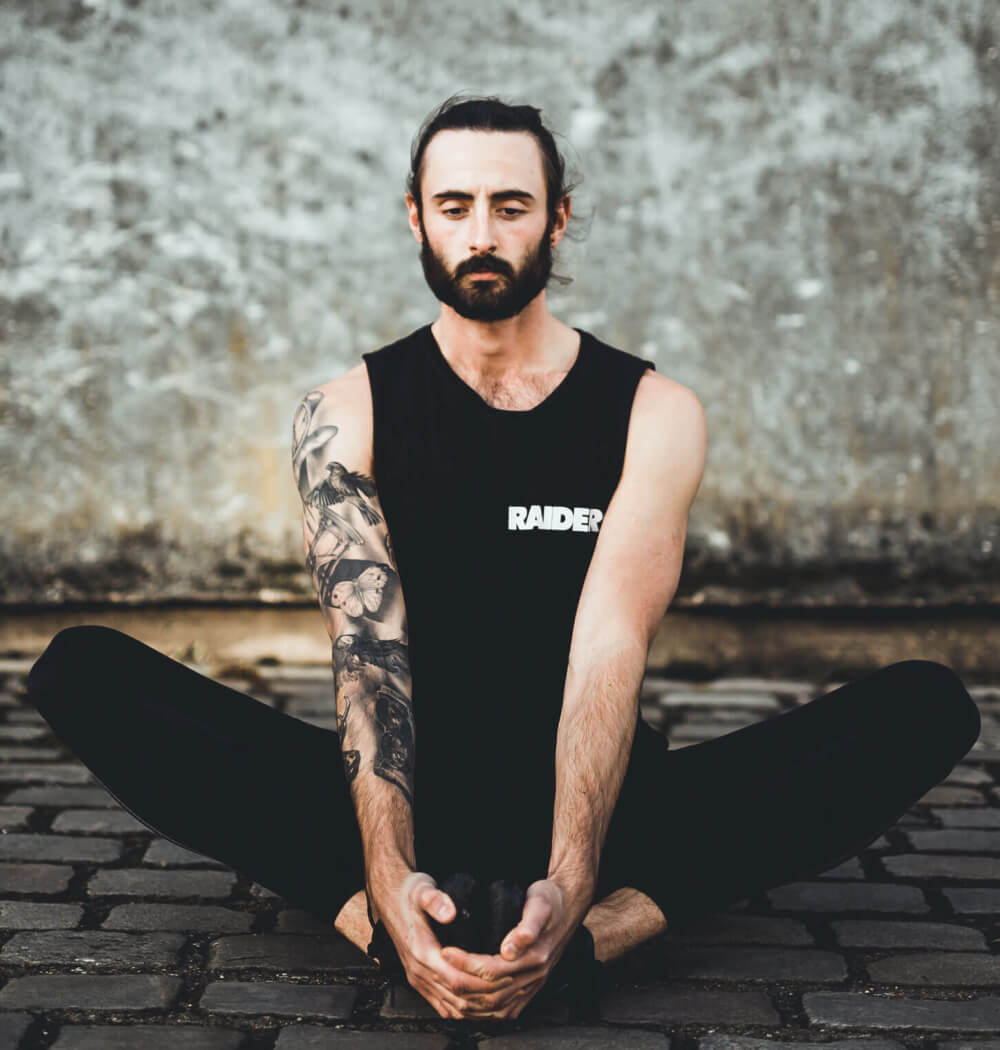 Yoga Mapp teacher Nate Thomas