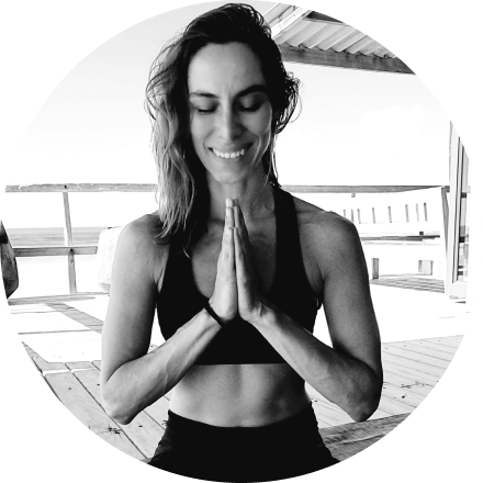 Yoga Mapp instructor Cristina Dioniso