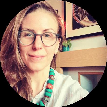 Yoga Mapp circle facilitator Sophie Blackman